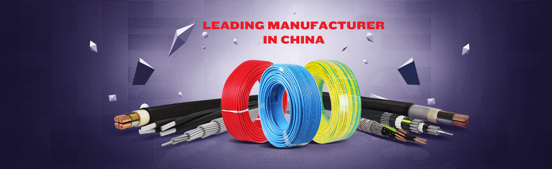 Cable Manufacturer China Electric Wire Sanheng Cable
