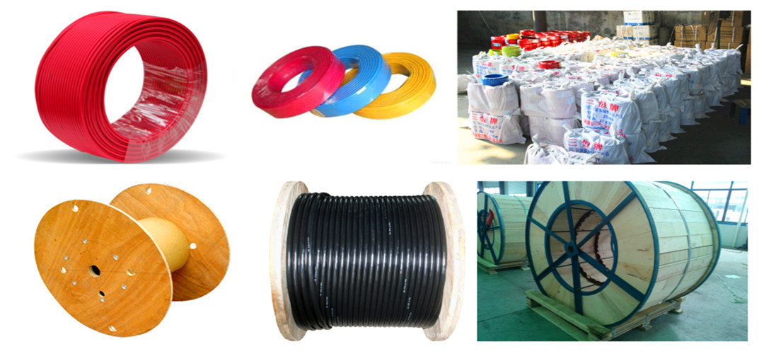 PVC Insulation Aluminum Cable