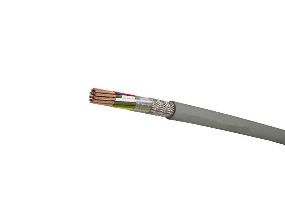 Flex Control Cable : Flexible shielded control cable multicore